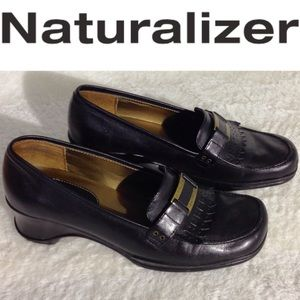 Naturalizer Taleen Leather Loafers